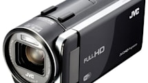 JVC's 2012 Everio 1080p camcorder lineup gains WiFi, enables geotagging and remote control via smartphone