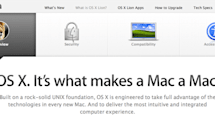 Apple drops the 'Mac' from OS X Lion, Mountain Lion (update: began at WWDC)