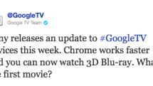 Sony Google TV gets update this week, brings speedier Chrome and 3D Blu-ray support