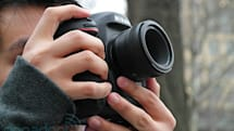 Nikon D4 hands-on with sample images, video