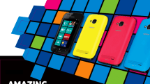 Nokia's free color 710 covers are amazing every day, during April at least