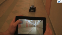 PlayBook controlled robo-buggy can see you smiling at it (video)