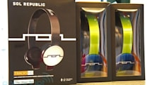 Engadget Giveaway: win one of three SOL Republic Tracks headphones, courtesy of ColorWare!