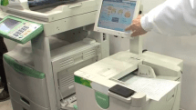 Toshiba Tech's erasable toner lets you photo-uncopy (video)