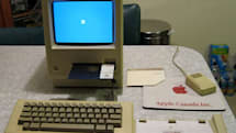 Apple Macintosh 128k prototype with 5.25-inch Twiggy floppy drive for sale on eBay