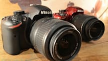 Nikon adds D3200 to its DSLR range, we go hands-on! (video)