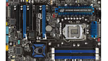 An early look at Ivy Bridge motherboards: or, the side order without the main