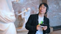 Nintendo puts 3DS in the Louvre, France remains generally indifferent
