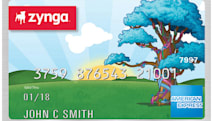 AMEX and Zynga team up for themed card, replace cash back with FarmVille rewards