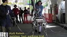 HyQ is the latest all-terrain quadruped bot, tells Big Dog to bring it on (video)