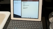 Logitech unveils its Solar Keyboard Folio for the new iPad and iPad 2, we go hands-on
