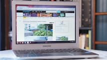 Samsung Chromebook Series 5 550 review