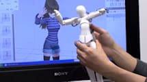 Qumarion 3D modeling mannequin coming soon for $750, still won't play with your kid (video)