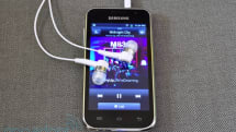 How would you change Samsung's Galaxy Player 4.0?
