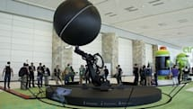 Visualized: Kinetisphere takes Nexus Q into another dimension at Google I/O 2012 (video)