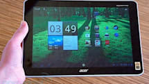 Acer Iconia Tab A700 review: a 10-inch ICS tablet with Tegra 3 and a 1,920 x 1,200 display