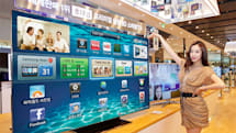 Samsung announces 75-inch ES9000 smart TV for Korea, with similarly gigantic price tag (eyes-on)