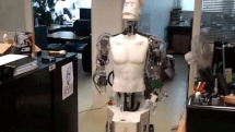 SAMI robot has motion detection from the company behind Kinect's 3D sensors, washboard abs (video)