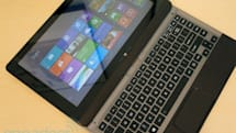 Toshiba unveils U925t Ultrabook with slide-out touchscreen, keeps the price a secret for now
