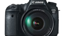 Canon unveils EOS 6D DSLR: full frame sensor and WiFi for $2,099 in December