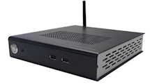 MediawavePC's MW6110 is a multipurpose Intel Core i7-supporting media player