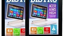Distro Issue 61: Acer aims high with its Iconia W510 Windows 8 hybrid