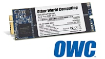 OWC certifies 480GB Mercury Aura Pro SSD for 13-inch MacBook Pro with Retina display