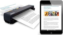 Doxie One portable scanner rolls in for $149, plays well alone and syncs with Mac, PC and iOS