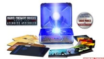 Marvel Cinematic Universe: Phase One Blu-ray set is back on, ships April 2nd