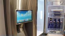 Samsung's Evernote-ready T9000 smart-fridge hands-on