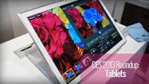 CES 2013: Tablet roundup