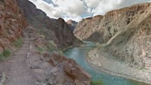 Google delivers Grand Canyon panoramas to less-than-patient tourists