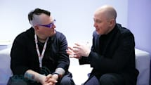 The Engadget Interview: Nokia head of design Marko Ahtisaari at MWC 2013