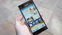 Huawei Ascend P2 hitting Europe in Q2 for 399 euros, we go hands-on (update: video)