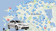 Estonia officially opens nationwide EV fast charging network
