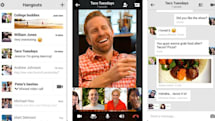 Google launches new Google+ Hangouts platform and mobile apps with focus on conversations