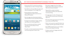 Verizon Galaxy S III software update adds bug fixes, carrier billing and Multi Window support