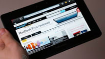 BlackBerry 10 not coming to BlackBerry PlayBook tablets