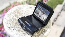 Canon's 1080p Legria mini camcorder makes it easy to film... yourself