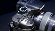 Panasonic GH3 and G5 firmware update brings low light AF, silent shooting