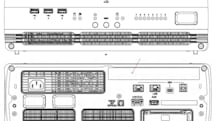 Sony PS4 dev kit FCC filing shows off extra ports, 2.75GHz max clock frequency