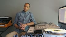 Hip-hop artist and producer Black Milk on Shazam, smartphone tasking and wireless technology