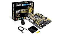 ASUS first to arrive with motherboard packing Intel's 20Gbps Thunderbolt 2