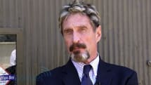 John McAfee wants to NSA-proof the internet with a device called Decentral
