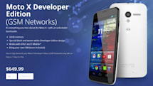 Motorola lets unlocked Developer Edition handsets keep their warranties, reinstates old ones