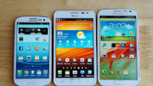 Samsung: Galaxy Note II has sold 3 million units worldwide
