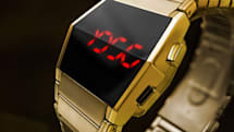Latest Tokyoflash watch makes telling time 'cryptic' for $170