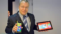 Stephen Elop says he's ready for change at Microsoft