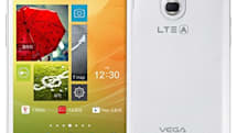 Pantech Vega LTE-A gains fingerprint-based mobile payments