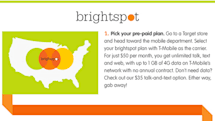 Target's Brightspot mobile service launches Sunday, starts at $35 per month